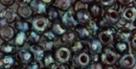 10 g Miyuki Seed Beads 06/0 - PICASSO - 06-4504