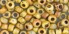 10 g Miyuki Seed Beads 06/0 - PICASSO - 06-4512