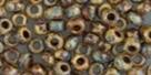 10 g Miyuki Seed Beads 06/0 - PICASSO - 06-4517