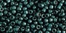 10 g TOHO Seed Beads 11/0 TR-11-0519 - Higher-Metallic Teal Hematite (A,C)
