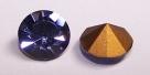 37 - 1 Stück Preciosa® OPTIMA Chaton SS39 (8mm) tanzanite