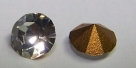 00 - 1 Stück Preciosa® Chaton SS29 (6,2mm) crystal