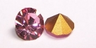 22 - 1 Stück Preciosa® Chaton SS29 (6,2mm) lt rose