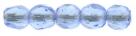 #07.00 50 Stück - 2,0 mm Glasschliffperlen - sapphire