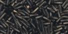 10 Gramm Miyuki Twisted Bugle 2x6mm 1275
