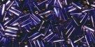 10 Gramm Miyuki Twisted Bugle 2x6mm 3934