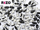 #03.01 10g Rizo-Beads opak jet labrador