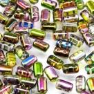 #05 10g Rulla-Beads crystal magic violett-green