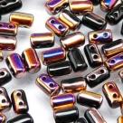 #20 10g Rulla-Beads opak jet sliperit
