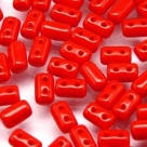 #34 10g Rulla-Beads opak coral red