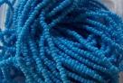 #06 14g tschech. Charlotten opak blue turquoise 14/0