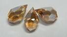 1 facetierter Tropfen 6x10 mm Crystal Celsian