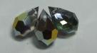 1 facetierter Tropfen 6x10 mm Crystal Marea