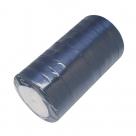 1 Rolle Satinband - dkl. blau - 20 mm