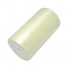 1 Rolle Satinband - lemon - 16 mm