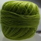 10 Gramm Stickgarn chartreuse
