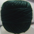 10 Gramm Stickgarn deep green