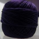 10 Gramm Stickgarn deep violett