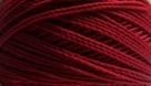 50 Gramm Wolle Jesenka - weinrot