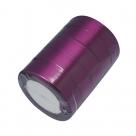 1 Rolle Satinband - violet - 25 mm